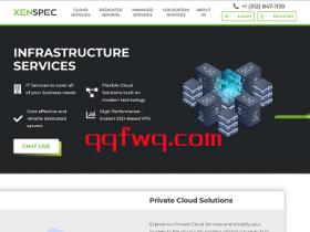 xenspec:低价美国独立服务器,低至$40/月,e3-1230v2/12G内存/500gSSD